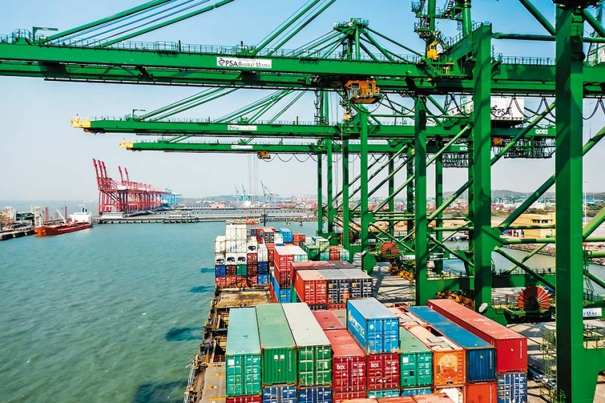 Shipping Container Crunch Takes A Freight Toll On Exports