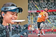 Paralympic Athletes: Sightless, Limbless But Always Full Of Life