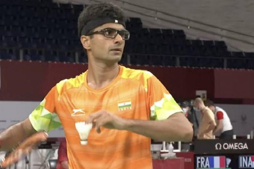 Suhas Yathiraj, Tarun Win; Palak Kohli-Parul Parmar Lose At Tokyo 2020 Paralympics