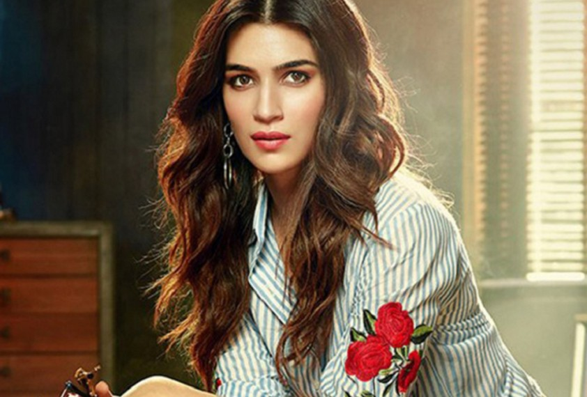 Kriti Sanon Is Sweating It All Out For 'Ganapath'