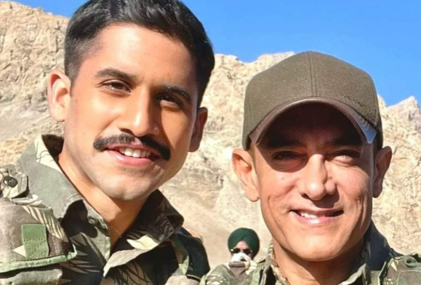 Aamir Khan: I Watched The Trailer Of Naga Chaitanya's 'Love Story' And Fell In Love With It