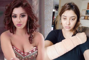 Payal Ghosh Escapes 'Acid Attack' By Masked Men; Says Is In Trauma