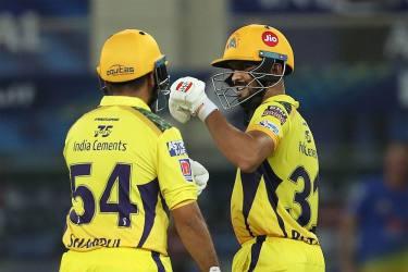 IPL 2021, CSK Vs MI: Ruturaj Gaikwad, Bowlers Help Chennai Super Kings Beat Mumbai Indians