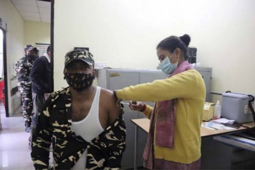 Over 79.58 Crore Covid-19 Vaccine Doses Distributed Across Country: Centre
