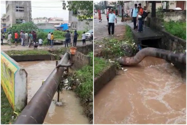 15-Year-Old Boy Swept Away In Open Drain After Heavy Rains In Bhubaneswar, Body Found After 20 Hours