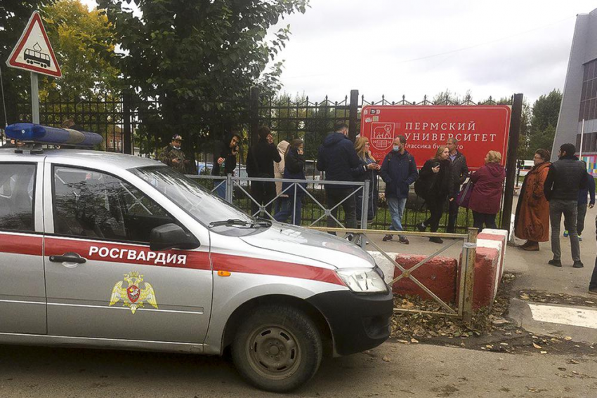 No Indians Harmed In Russia University Shooting That Killed 8: Embassy