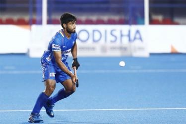 India Defender Varun Kumar 'Lucky' To Be Part Of Tokyo Olympics Hockey History