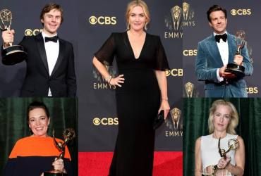 Emmy Awards 2021: 'The Crown', 'Ted Lasso' Win Big; Check Out The Other Winners