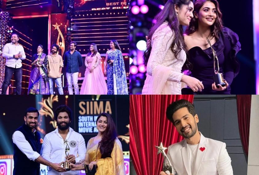 'Soorari Pottru', 'Yajamana' Win Big At SIIMA Awards 2021