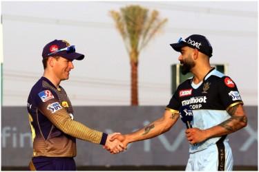 KKR Vs RCB, IPL 2021, Live Cricket Scores: Royal Challengers Bangalore Opt To Bat First