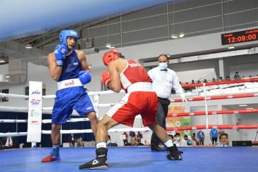 Boxing Nationals: Shiva Thapa Wins Gold, Rohit Mor Stuns Mohammad Hussamuddin