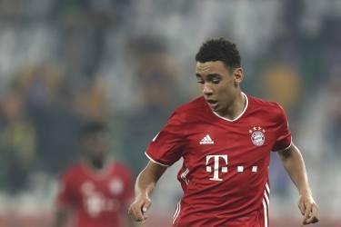 Jamal Musiala Injury Overshadows Bayern Munich Training