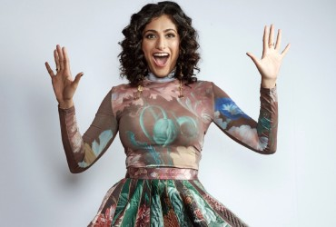 Kubbra Sait: I Get Messages On Social Media Where People Call Me A Nazi And An Islamist