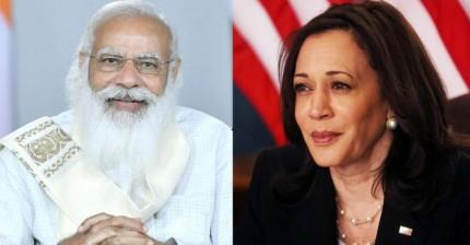 PM Modi To Meet Kamala Harris For First Time, Ahead Of Quad Summit