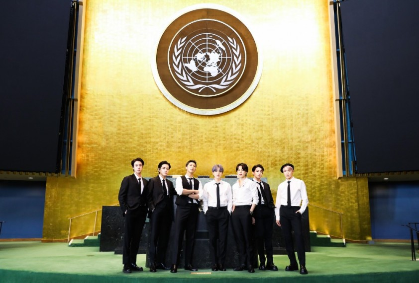 Watch: BTS Deliver Speech And Then Perform 'Permission To Dance' At The 76th UN General Assembly