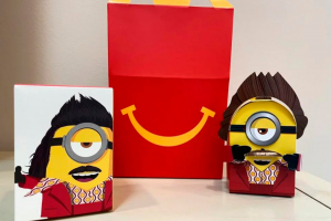 McDonald's Plans To Go Green By 'Drastically' Reducing Plastic In Happy Meal Toys