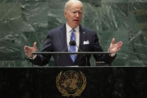 UNGA: Joe Biden Says US Not Seeking 'New Cold War' With China