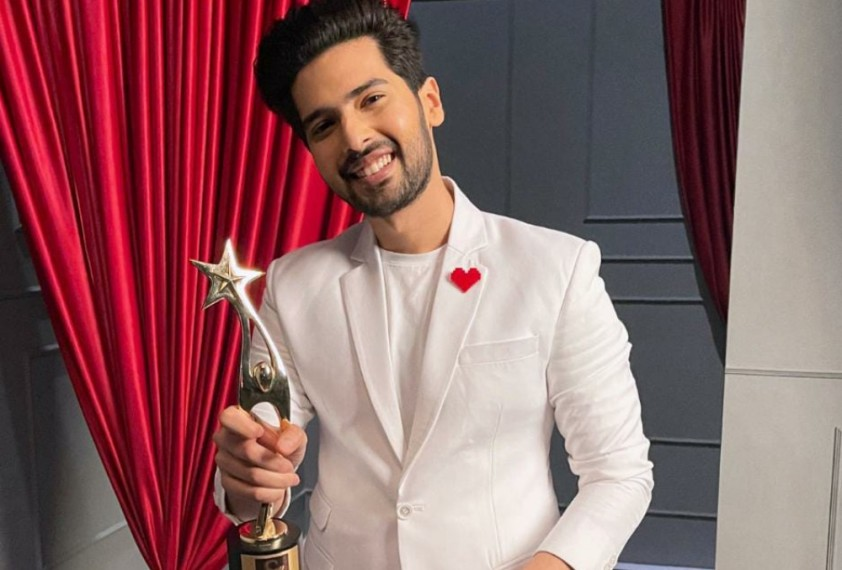 Armaan Malik 'Honoured And Touched' After Winning Best Playback Singer At SIIMA for 'Butta Bomma'