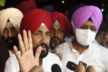 New Punjab CM Charanjit Channi Directs Govt Officers To Reach Office By 9 AM