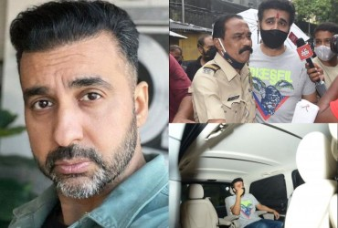 Raj Kundra Walks Out Of Jail After Getting Bail In Porn Films Case