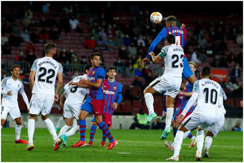 La Liga: Barcelona Held By Winless Granada At Camp Nou