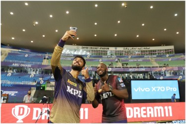KKR Recharged After Big IPL 2021 Win Vs RCB - Here's How They Celebrated: See video