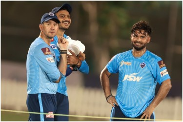 Delhi Capitals Coach Ricky Ponting Feels Rishabh Pant's Maturity Level Gone 'Through The Roof'