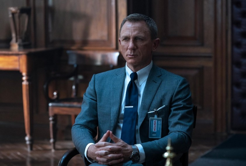 Daniel Craig Isn't Convinced By The Idea Of Female 007: 'Why Should a Woman Play James Bond...'