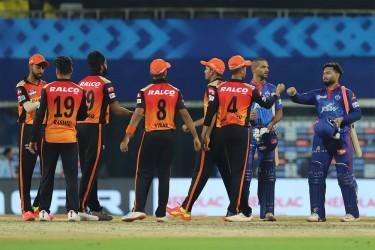 Delhi Capitals Vs Sunrisers Hyderabad, IPL 2021, Live Cricket Scores: Odds Stacked Against SRH