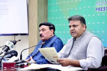India Used Fake News To Sabotage New Zealand's Tour Of Pakistan, Claims PAK IB Minister Fawad Chaudhry