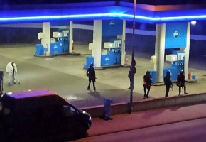 German Officials Fear Anti-Mask Radicalization After Killing At Gas Station