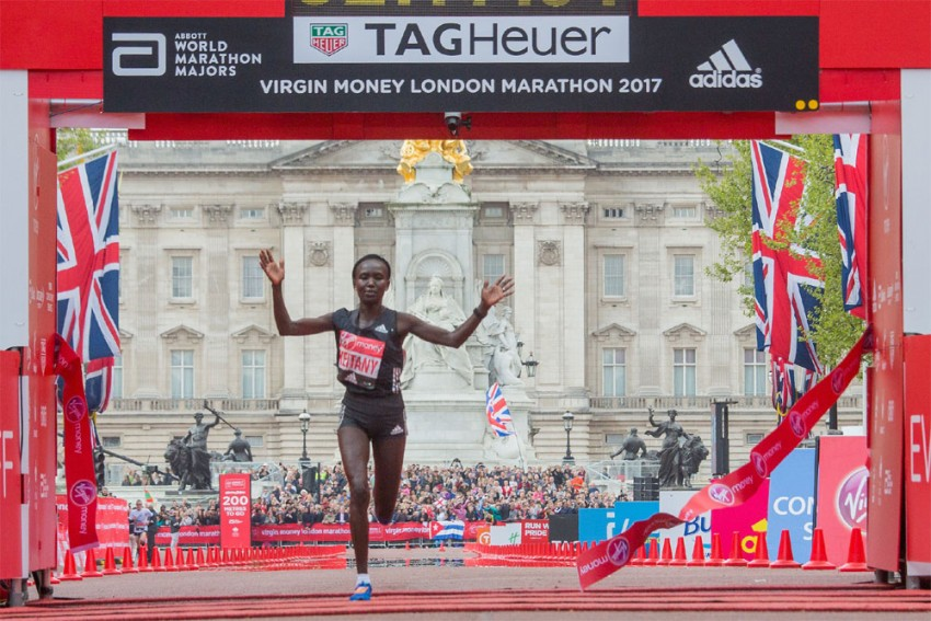 Mary Jepkosgei Keitany, Women's Marathon Record Holder, Retires After Injury