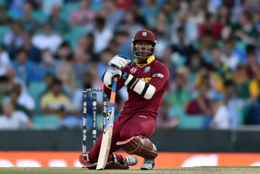 ICC Charges Marlon Samuels For Breaching Anti-corruption Code