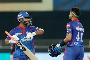 IPL 2021, DC Vs SRH: Clinical Delhi Capitals Thrash Sunrisers Hyderabad By 8-wickets
