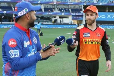 Delhi Capitals Vs Sunrisers Hyderabad, IPL 2021, Live Cricket Scores: SRH Bat First Against DC