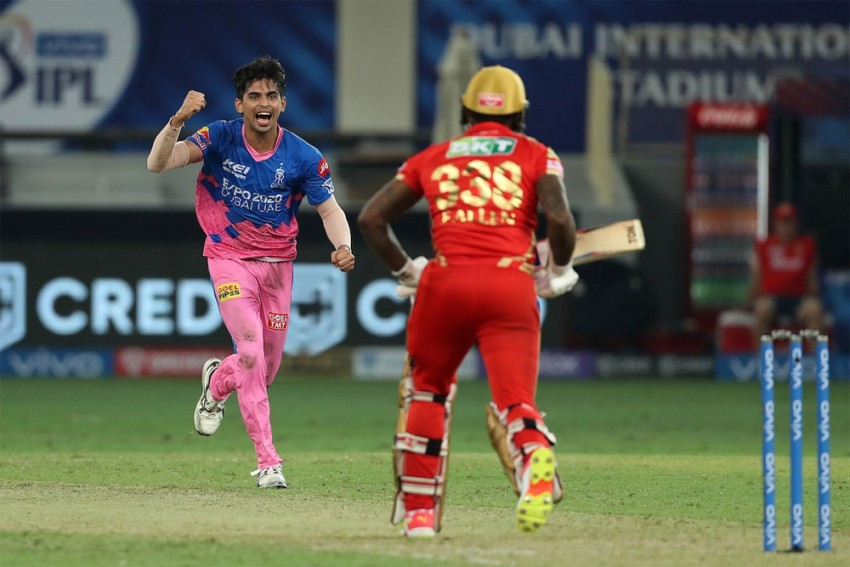 IPL 2021, PBKS Vs RR: Kartik Tyagi Scripts Thrilling 2-run Win For Rajasthan Royals - Highlights