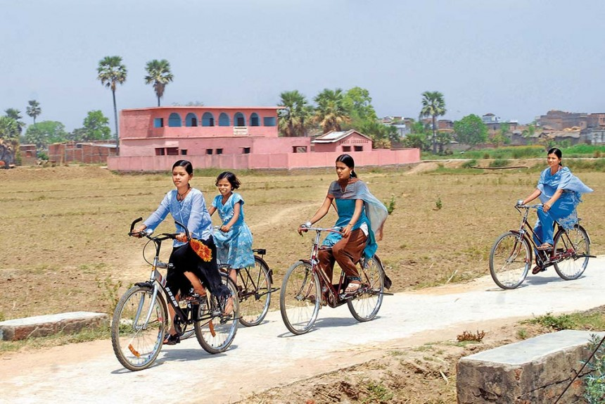 Cycle Of Life: Nitish Kumar Shows How To Win Over Women And Win Elections