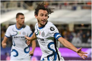Serie A: Inter Milan Extend Unbeaten Start With 3-1 Victory At Fiorentina