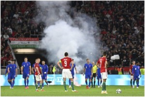 FIFA Hands Hungary One-Game Fan Ban For Racism; Fines 217,000 Dollars