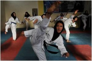 Seven Female Afghan Taekwondo Athletes Find New Home In Australia