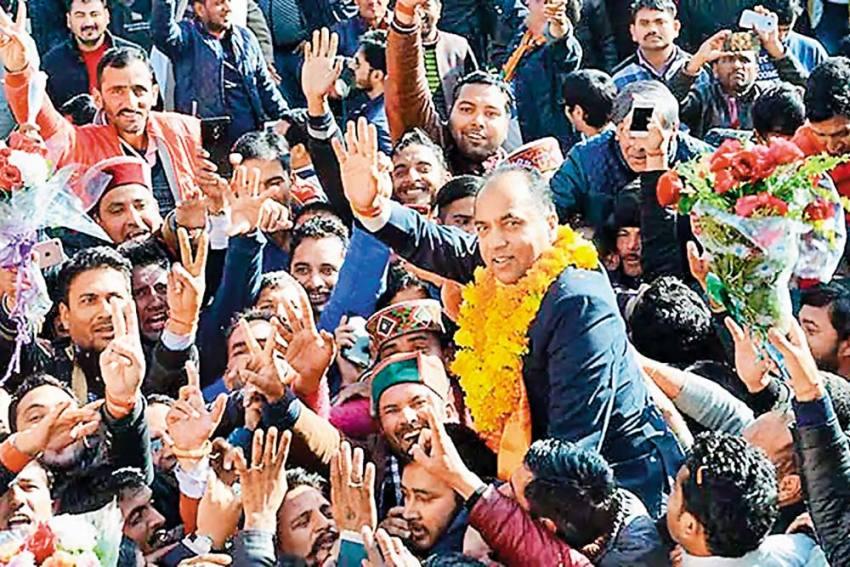 Is Himachal Pradesh CM Jai Ram Thakur Next In Line To Face The Axe?