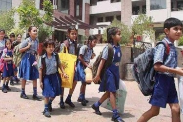 Govt Schools' Enrolment Up By 10,000 In Himachal During Covid-19 Pandemic