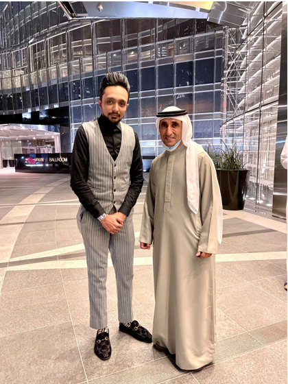 Mohammad Rashid Khan Creating Strides In The World Of Business