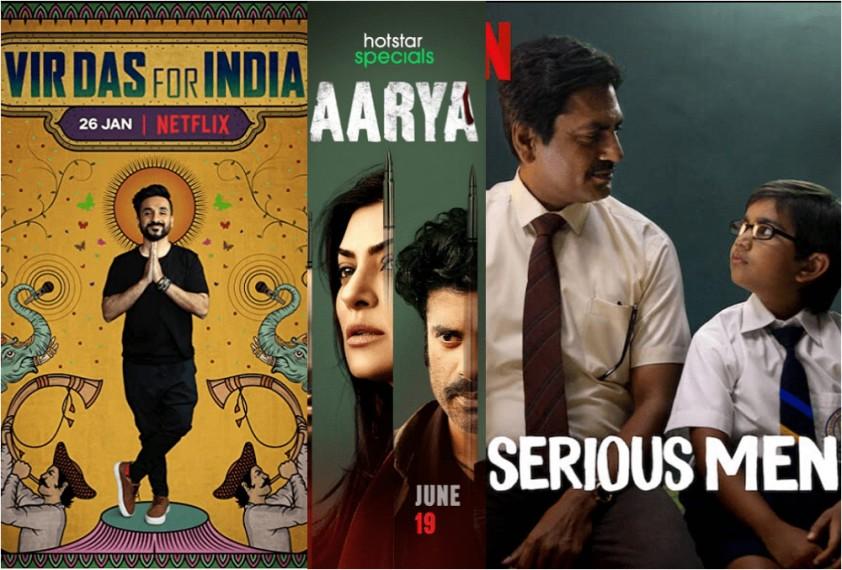 International Emmy Awards: 'Aarya', Nawazuddin Siddiqui And Vir Das's Special Nominated