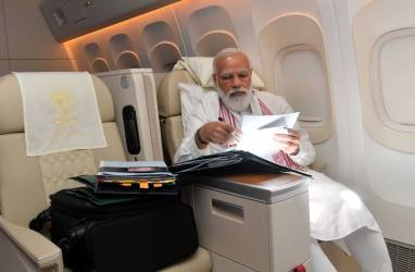 PM Modi Arrives In US For Quad And United Nations Address, Will Meet Biden Tomorrow