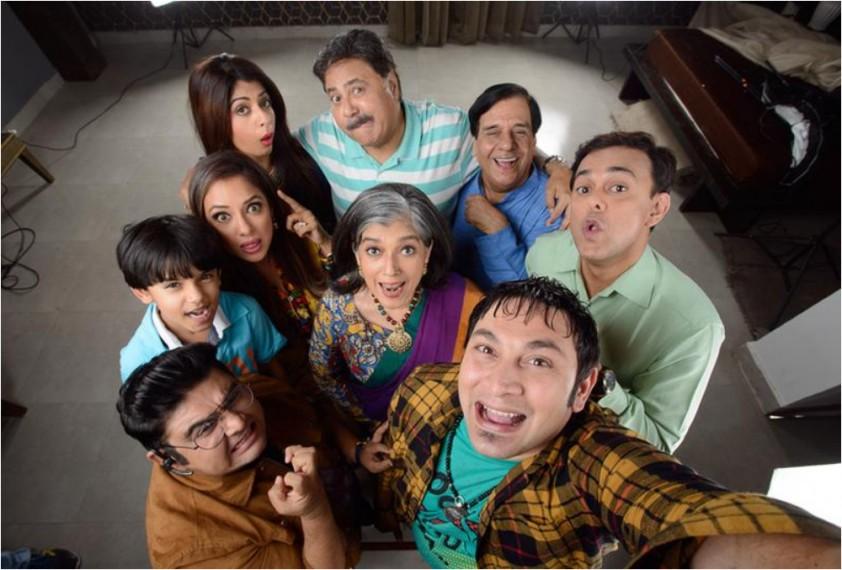 Inside Pics And Videos: 'Sarabhai Vs Sarabhai' Reunion Takes You Back In Time