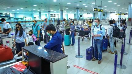 Gujarat Family With Fake Visa To Canada Held At IGI Airport