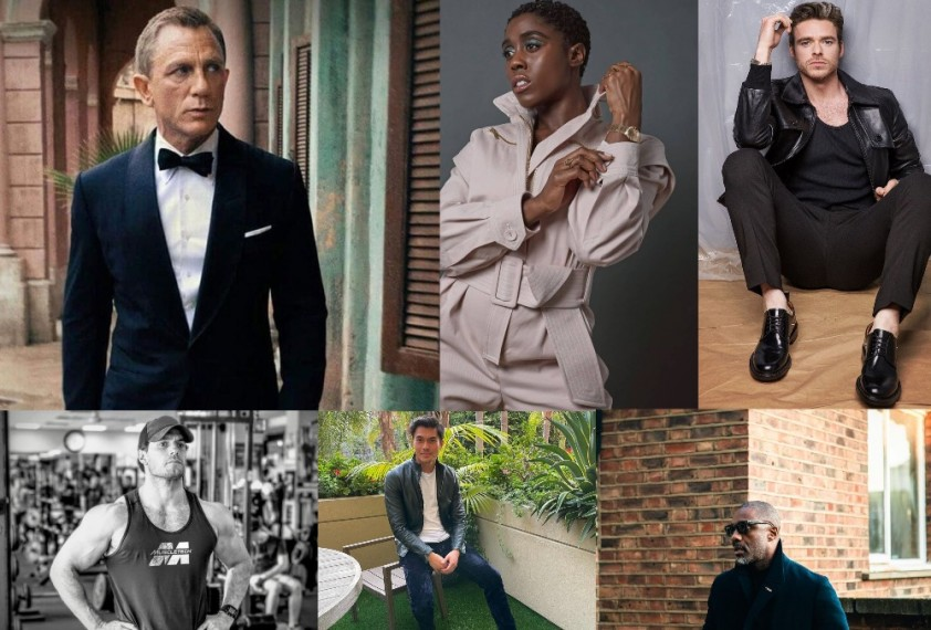 From Richard Madden To Idris Elba: Who Will Replace Daniel Craig As The Next James Bond?