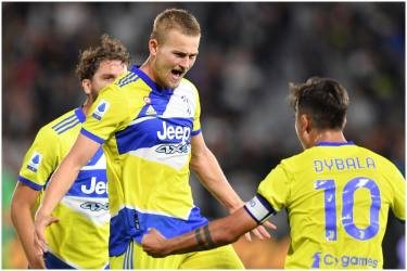 Youngsters On Target As Juventus Register First Victory Of Serie A Season