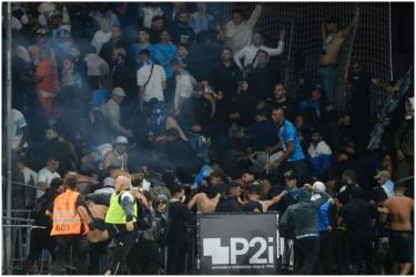 Ligue 1: Fan Violence Mars Marseille-Angers Encounter